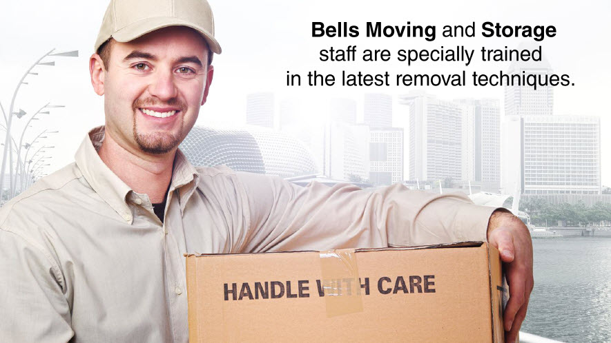 Bells Removals Office Relocation