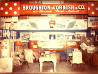 Broughton Cornish